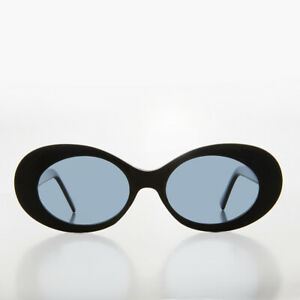 Oval-Black-Classic-Mod-Vintage-Sunglass-with-Blue-Lens-Jasmin