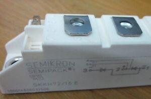 1PC NEW SKKH72/16E SKKH72-16E SEMIKRON free shipping #017