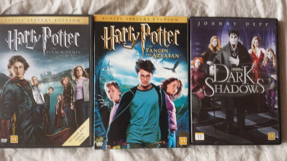 Forskellige genrer, DVD, andet