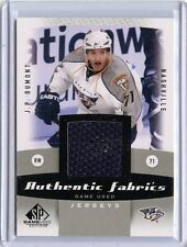 2010/11 UD SP GAME USED J.P. DUMONT GU JERSEY