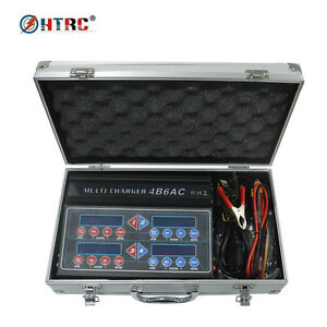 HTRC-B6-AC-80W-x-4-Port-RC-car-Balance-Lipo-PB-NiMH-Battery-Charger-Discharger