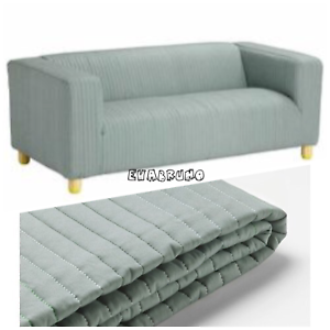 Pleasant Details About New Ikea Klippan Slipcover Loveseat Slipcover Cover Lyckebyn Dark Gray Gmtry Best Dining Table And Chair Ideas Images Gmtryco