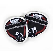 Gorilla Wear Palm Grip Pads Black-Red Griffpolster