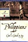 Philippians: God's Guide to Joy: 8 Studies. (New Cover) by Ron Klug (Paperback, 1994)