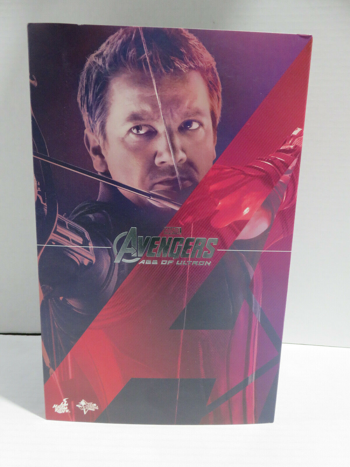 HAWKEYE Avengers Age of Ultron 1:6 Scale Hot Toys Movie Masterpieces MMS289 on eBay thumbnail