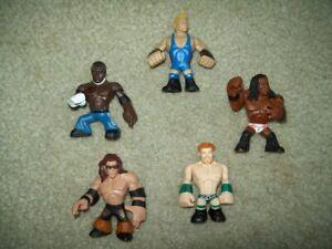 Green Sheamus WWE Mattel Rumbler Wrestling Figure