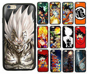 Super Saiyan Dragon Ball Z Goku Cover for Iphone 5s/6s/7