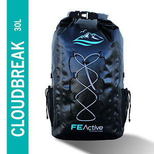 FE Active - 30L Eco friendly Waterproof Dry Bag Dry Backpack Great ... 871a1101f2c59