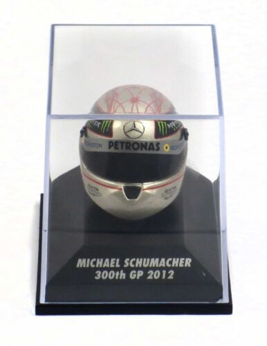 Michael Schumacher replica Helm 300th GP 1:8