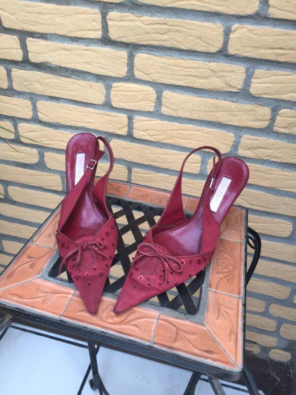 2019 Neuestes Design Damen Pumps Sommer Schuhe Gr 36