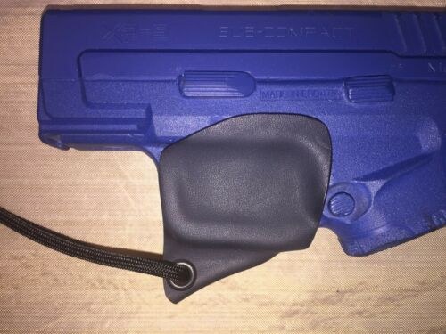 Kydex Trigger Guard for Springfield XD Sub Compact 9//40 Mod.2 With Light