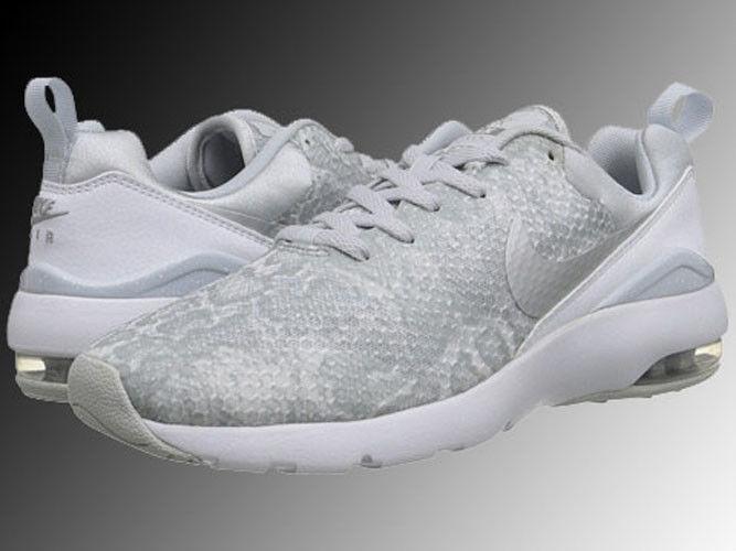 New Nike Air Max Siren Print Women's Running platinum white 749511 002 Size 7