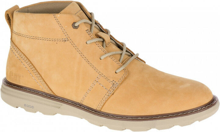 shoes Caterpillar P721893 Trey Honey Reset Man Ankle boot leather Mode