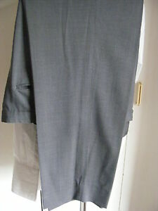 Wilvorst-grey-trousers-to-match-morning-coat-tailcoat-MANY-sizes-TROUSERS-ONLY