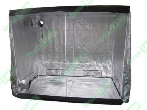 Premium 90 cm x 60 cm x 60 cm 600D Argent Mylar propogation Grow Tent Hydroponics