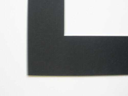 Pack De 10 Negro 12x10 Pulgadas Foto Montajes