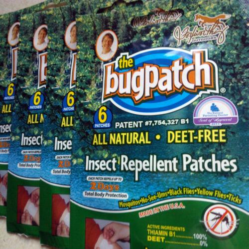Bug patch vit B1 Moustiques//insecte repousser Patches ** 6-60 Patches *** vous choisir!!!