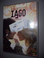 DVD IAGO UN FILM DI VOLFANGO DE BIASI VAPORIDIS CHIATTI