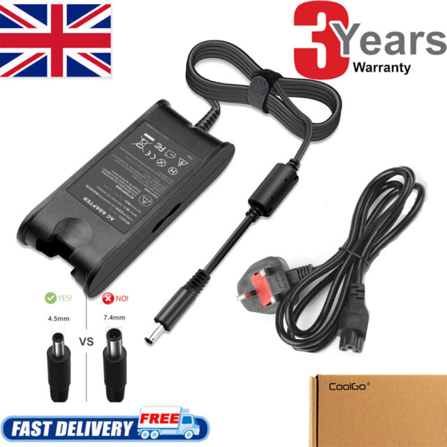 for Dell 65W Power Adapter Charger for Inspiron 15- 5567 P66F001