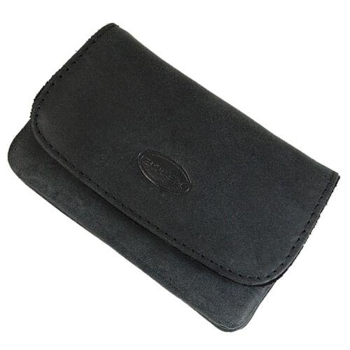 Boccx piccole Uomo Cintura Borsa Portafoglio in Pelle Portamonete Portafoglio 40011