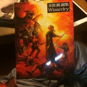 Jun-Suemi-artworks-034-Wizardry-034-illustration-art-book