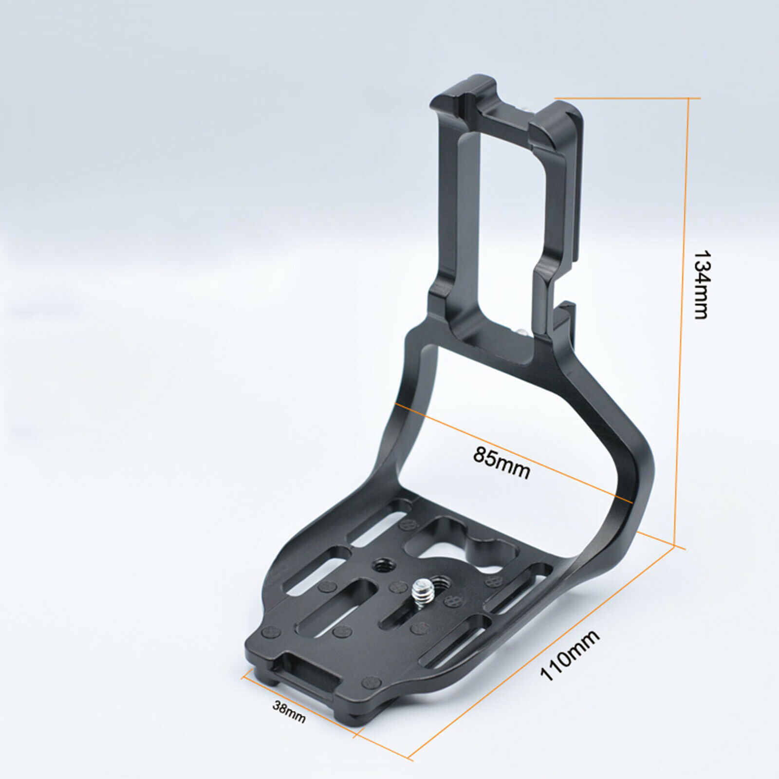 For Canon 5D3 EOS 5DIII Camera Vertical Shooting Quick Release L Plate Mount ZHT