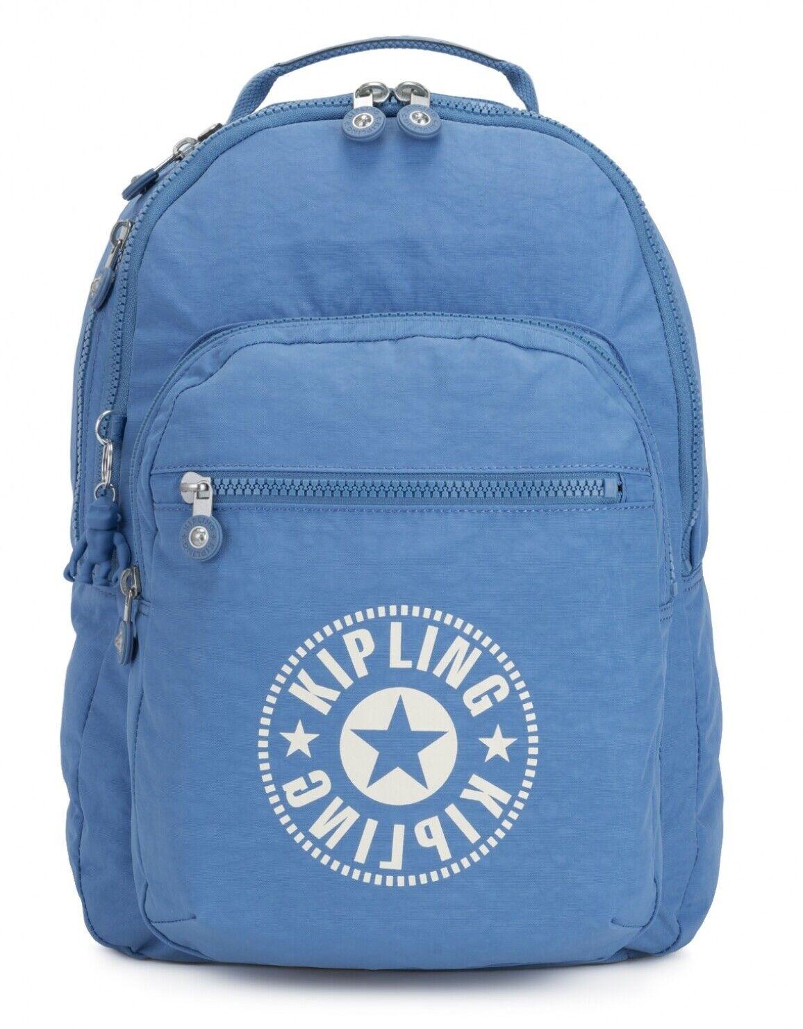 Kipling Clas Seoul gree gree gree Backpack Dynamic blu 0f3