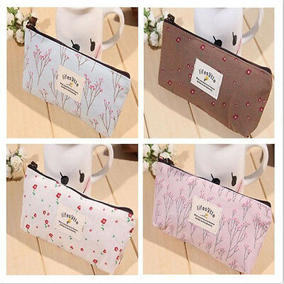 new south Korean children's small pure and fresh and stationery bags pencil bags