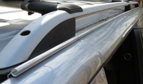 VW T5 SWB bolt on awning rail camper Roof Bars or Pop Top inc Kador Long Fig 8