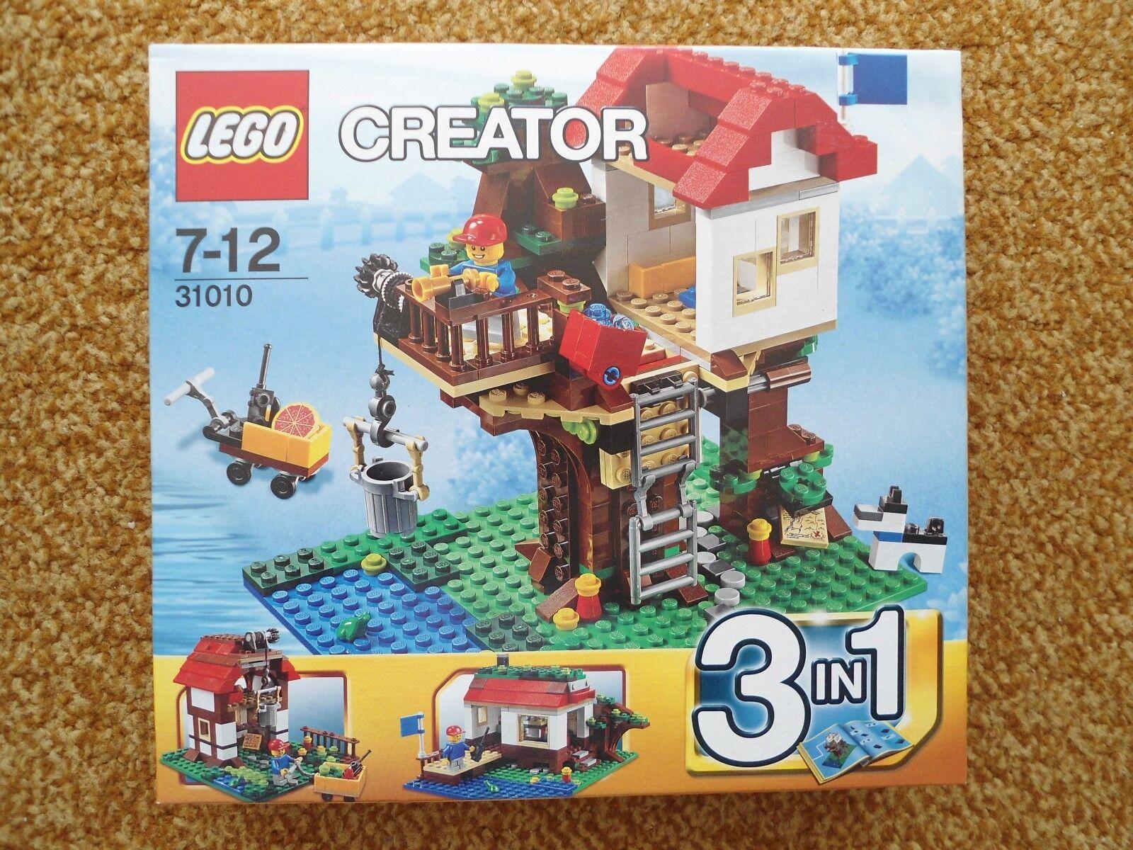 LEGO Creator Baumhaus 31010, Neu und OVP