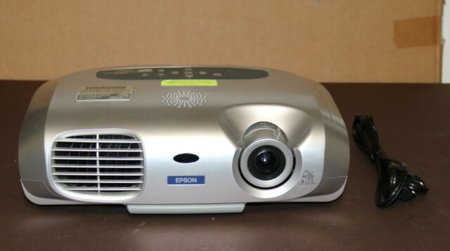 Epson Powerlite S1+ Projector 3LCD Projector.Model EMP-S1H. 301 to 400 on Lamps