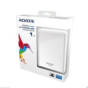 42fddd7dafaed ADATA DashDrive HV620 USB 3.0 5Gb s 1000GB 1TB 2.5