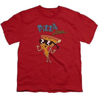 UNCLE GRANDPA PIZZA STEVE Kids Boys Girls Graphic Tee Shirt SM-XL Sizes 6-20
