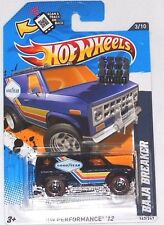 2012 HOT WHEELS RLC MASTER SET PERFORMANCE BAJA BREAKER WALMART EXC. W/RED LINES