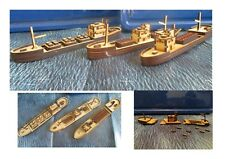 Cruel Seas  1/300th 6mm Transport Liberty and container Ships and Wrecks
