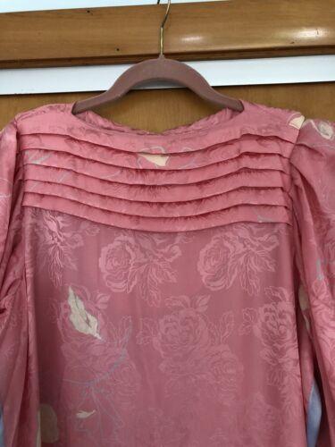 FLORA KUNG SPECIAL EDITION 100% SILK DRESS XL 🎄