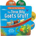 The Three Billy Goats Gruff by Parragon Books Ltd (Board book, 2016)