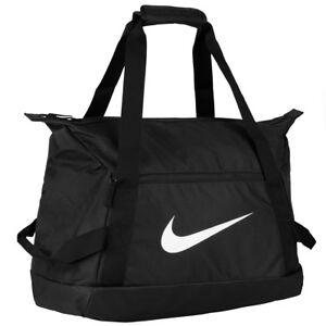 Nike Club Team Duffel M Tasche Sporttasche Reisetasche black white BA5504-010