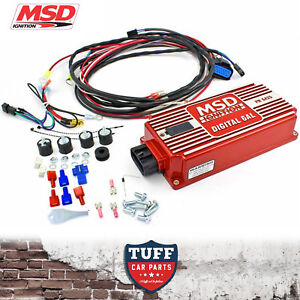 MSD-6AL-Digital-CD-Ignition-Controller-with-Soft-Touch-Rev-Limiter-6425-New