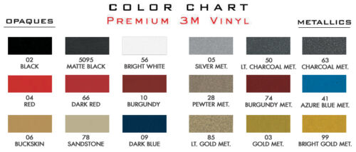 For DODGE CHALLENGER 1613 Graphics Kit Decals Trim Emblems 2009-2014