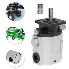 Electric 11 Gpm 2 Stages Hydraulic Log Splitter Pump Hi Lo Gear Pump Logsplitter