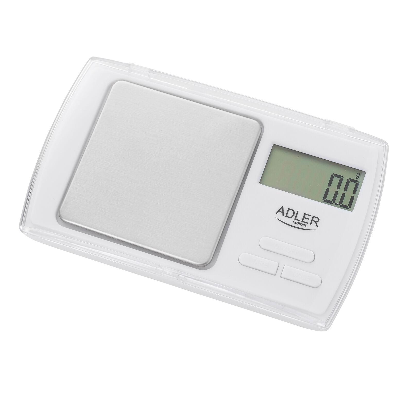 Balanza de Precisión digital de Bolsillo (500-0.01g) Báscula profesinal Joyería