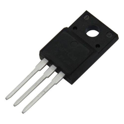 2x WMK10N65C2-CYG Transistor N-MOSFET SJ-MOSFET C2 unipolar 650V 8A 57W