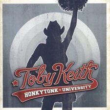 Toby Keith / Honkytonk University (CD) Merle Haggard, Dan Dugmore, Brent Mason