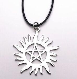 Details about Supernatural Pendant Metal Tattoo Dean and Sam Supernatural  Tattoo Pendant