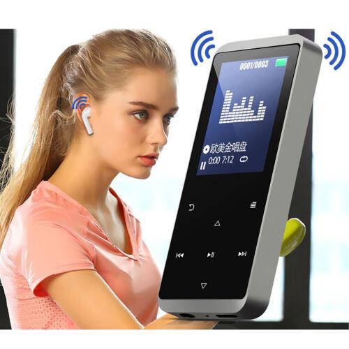 UKW Radio Sprachaufzeichnung // Bluetooth 4.1 MP3 Player mit Touchscreen