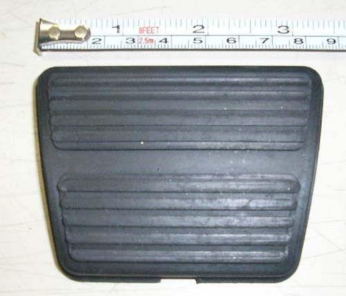 NEW 64-72 Pontiac Tempest Brake or Clutch Pedal Pad Manual Transmission