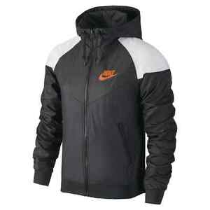 sale retailer undefeated x purchase cheap Details about NIKE WINDRUNNER WOMEN JACKET 545909-023 BLACK/WHITE sz XS-XL  Windbreaker Hoodie