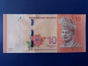 Malaysia-RM10-12th-Series-Zeti-UNC