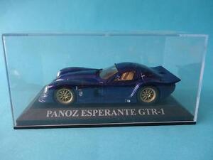 PANOZ-ESPERANTE-GTR-1-BLUE-AZUL-1-43-NEW-IXO-ALTAYA-DREAM-CARS
